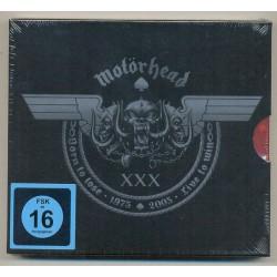 "MOTÖRHEAD ""Inferno"" 30th Anniversary Edition CD + DVD"