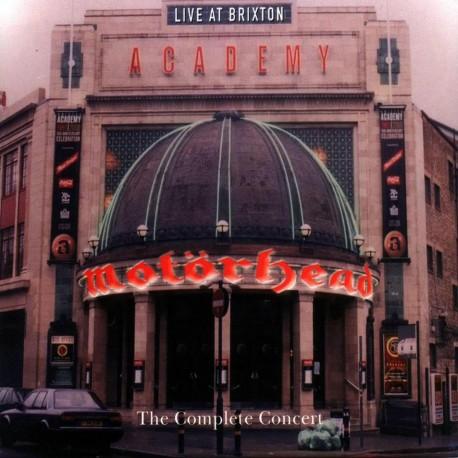"""MOTÖRHEAD """"Live at Brixton Academy"""" 2xCD"""