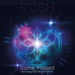 "RUSH ""Some Missed (The Missing Radio Shows 1976-1981)"" 2xCD"