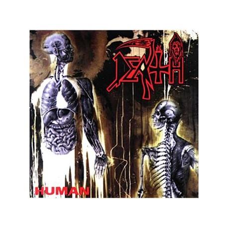 "DEATH ""Human"" CD"