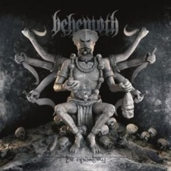 "BEHEMOTH ""The Apostasy"" CD"