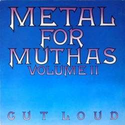 "V/A ""Metal For Muthas - Volume II"" CD"