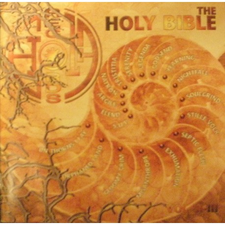 "V/A ""The HOLY Bible - Vol III"" CD"