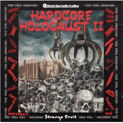 "V/A ""Hardcore Holocaust II - The Peel Sessions"" CD"