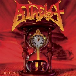 "ATHEIST ""Piece of Time"" CD"