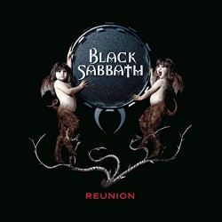 "BLACK SABBATH ""Reunion"" 2xCD"