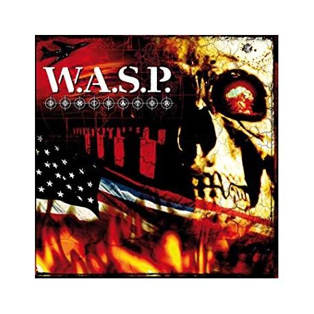 "W.A.S.P. ""Dominator"" CD"