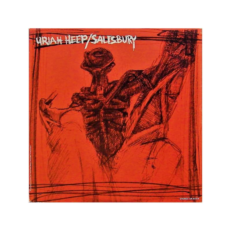 Uriah Heep Salisbury Cd Volume Brutal