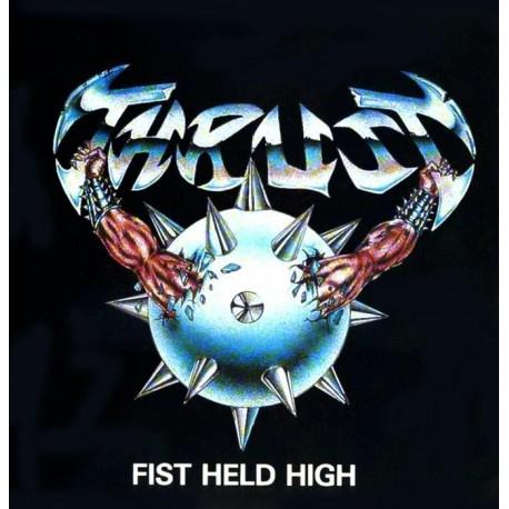 "THRUST ""Fist Held High"" CD"