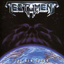 "TESTAMENT ""The New Order"" CD"