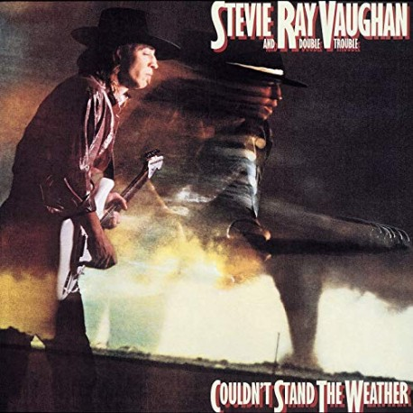 "STEVIE RAY VAUGHAN AND DOUBLE TROUBLE ""Couldn't Stand The Weather"" CD"