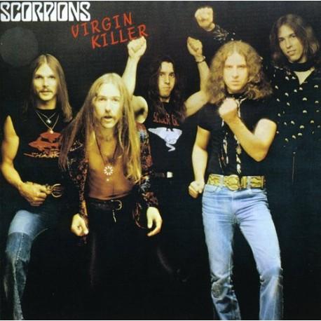 "SCORPIONS ""Virgin Killer"" CD"