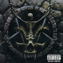 "SLAYER ""Divine Intervention"" CD"