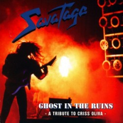 "SAVATAGE ""Ghost In The Ruins"" CD"