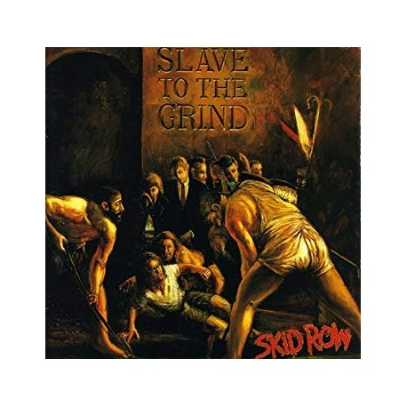 "SKID ROW ""Slave to the Grind"" CD"