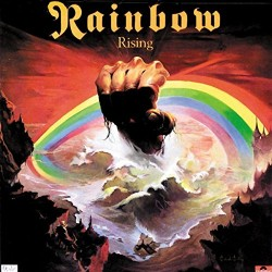 "RAINBOW ""Rising"" CD"