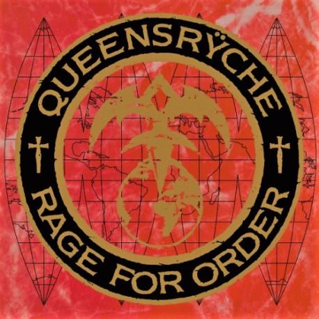 "QUEENSRŸCHE ""Rage for Order"" CD"