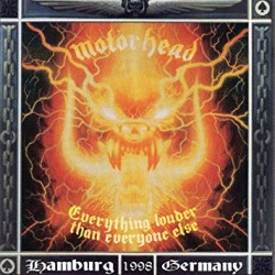 "MOTÖRHEAD ""Everything Louder Than Everyone Else"" 2xCD"