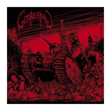 """GOATVERMIN """"Détruire"""" CD"""