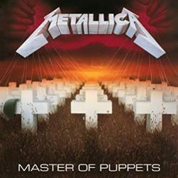 "METALLICA ""Master Of Puppets"" CD"