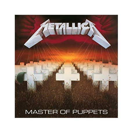 "METALLICA ""Master Of Puppets"" CD"