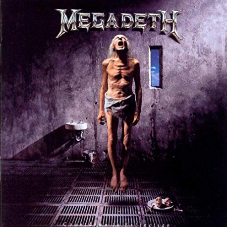 "MEGADETH ""Countdown To Extinction"" CD"