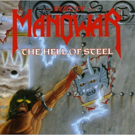 "MANOWAR ""The Hell Of Steel"" CD"