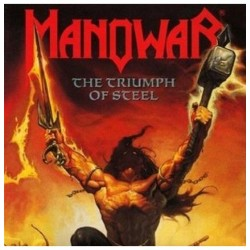 "MANOWAR ""The Triumph Of Steel"" CD"