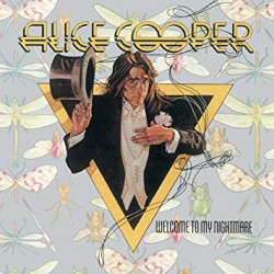 "ALICE COOPER ""Welcome to My Nightmare"" CD"