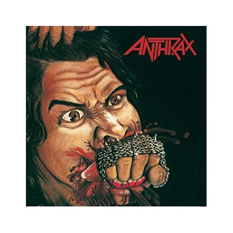"""ANTHRAX """"Fistful Of Metal"""" CD"""