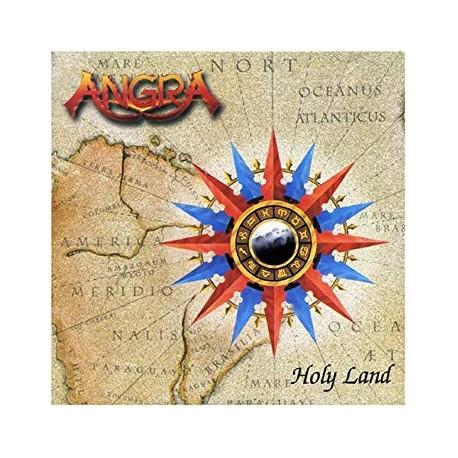 """ANGRA """"Holy Land"""" CD"""
