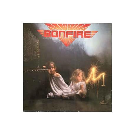 "BONFIRE ""Don't Touch The Light"" CD [JAPAN]"