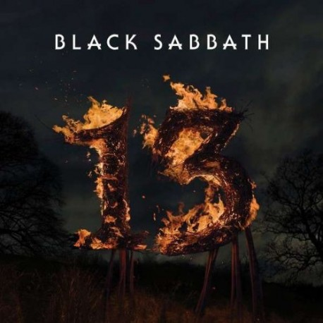 "BLACK SABBATH ""13"" CD"