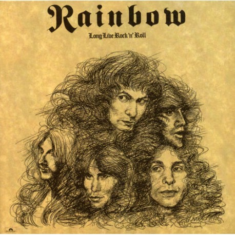 "RAINBOW ""Long Live Rock 'N' Roll"" CD"