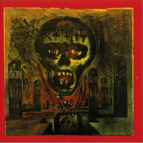 """SLAYER """"Seasons In The Abyss"""" CD"""
