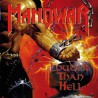 "MANOWAR ""Louder Than Hell"" CD"