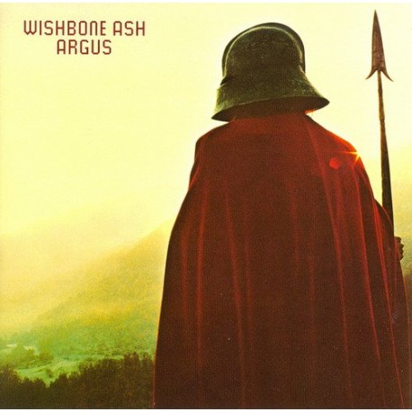 "WISHBONE ASH ""Argus"" CD"