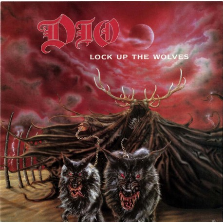 "DIO ""Lock Up The Wolves"" CD"