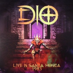 "DIO ""Live In Santa Monica 1983"" CD"