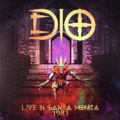 "DIO ""Live In Santa Monica 1983"" CD"
