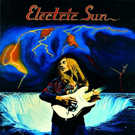 "ELECTRIC SUN ""Fire Wind"" CD"