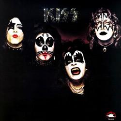 "KISS ""S/T"" CD"