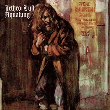 "JETHRO TULL ""Aqualung"" CD"