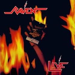 "RAVEN ""Live At The Inferno"" 2xLP"