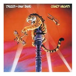 "TYGERS OF PAN TANG ""Crazy Nights"" LP"