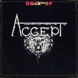 """ACCEPT """"Best Of"""" LP"""