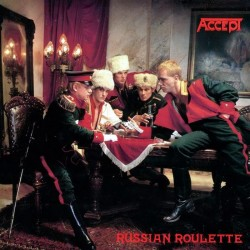 "ACCEPT ""Russian Roulette"" LP"