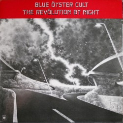 "BLUE ÖYSTER CULT ""The Revölution by Night"" LP"