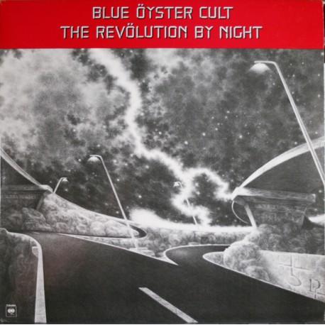 "BLUE ÖYSTER CULT ""The Revölution by Night"" LP"