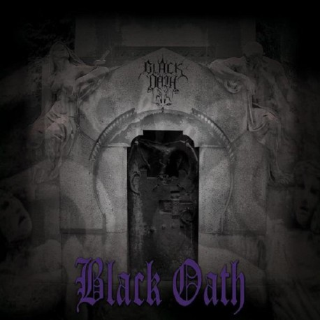 """BLACK OATH """"S/T"""" MLP"""